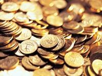 Много разных монеток