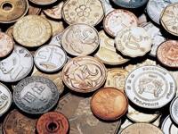 Разные монеты мира