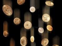 Падающие монеты