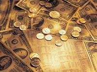 Монеты с долларами США