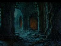 Мрачные тунели подземелья