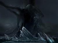 Тёмные силы ломающие лед