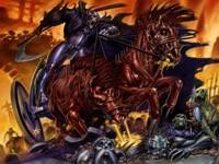 Демоническая колесница