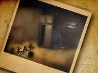 Мрачная фотокарточка со шкафом