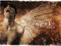 Ангел с повязкой на глазах
