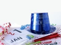 Новогодние аксессуары