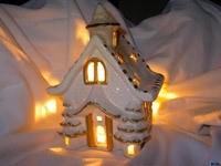 Домик-свеча