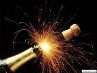 Выстрел шампанского