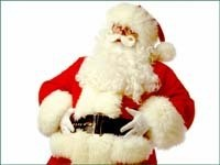 Большой Санта-Клаус