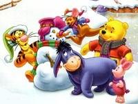 Винни-Пух с друзьями