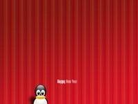 Поздравление пингвина