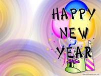 Новогодние колпачки и шары