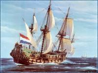 Парусный фрегат  Нидерландов