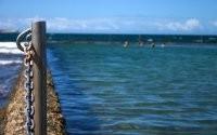 Цепь и море