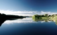 Гладкое озеро