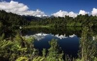 Спокойное озеро