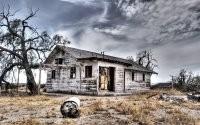Дряхлый дом
