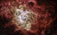 Скопление звезд