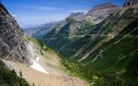 Панорама с гор