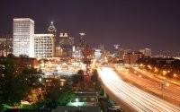Свет ночного города