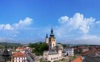 Маленький городок