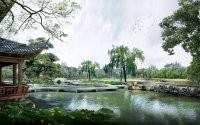 Деревня китайская