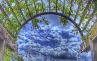 Арка и небо