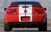 Красный Форд Кобра