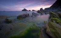 Камни и туман