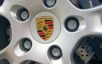 Колесо Porsche