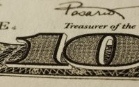 Фрагмент доллара