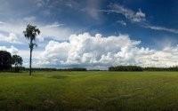Скопление облаков