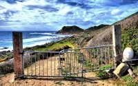 Закрытый забор
