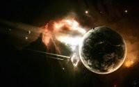 Планеты и звездолет