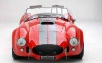 Красный Sport car