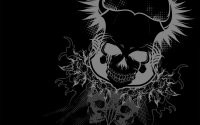 Темные силы и череп