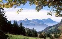 Острые горы