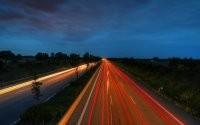 Огни скоростного шоссе