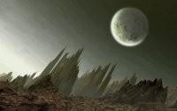 3D луна
