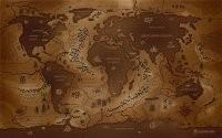 Альтернативная карта мира