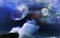 Планеты над морем