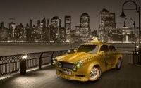 3D такси