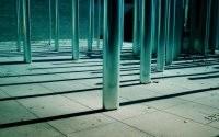Стальные столбы