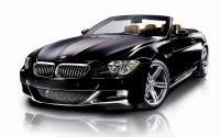 Черный BMW