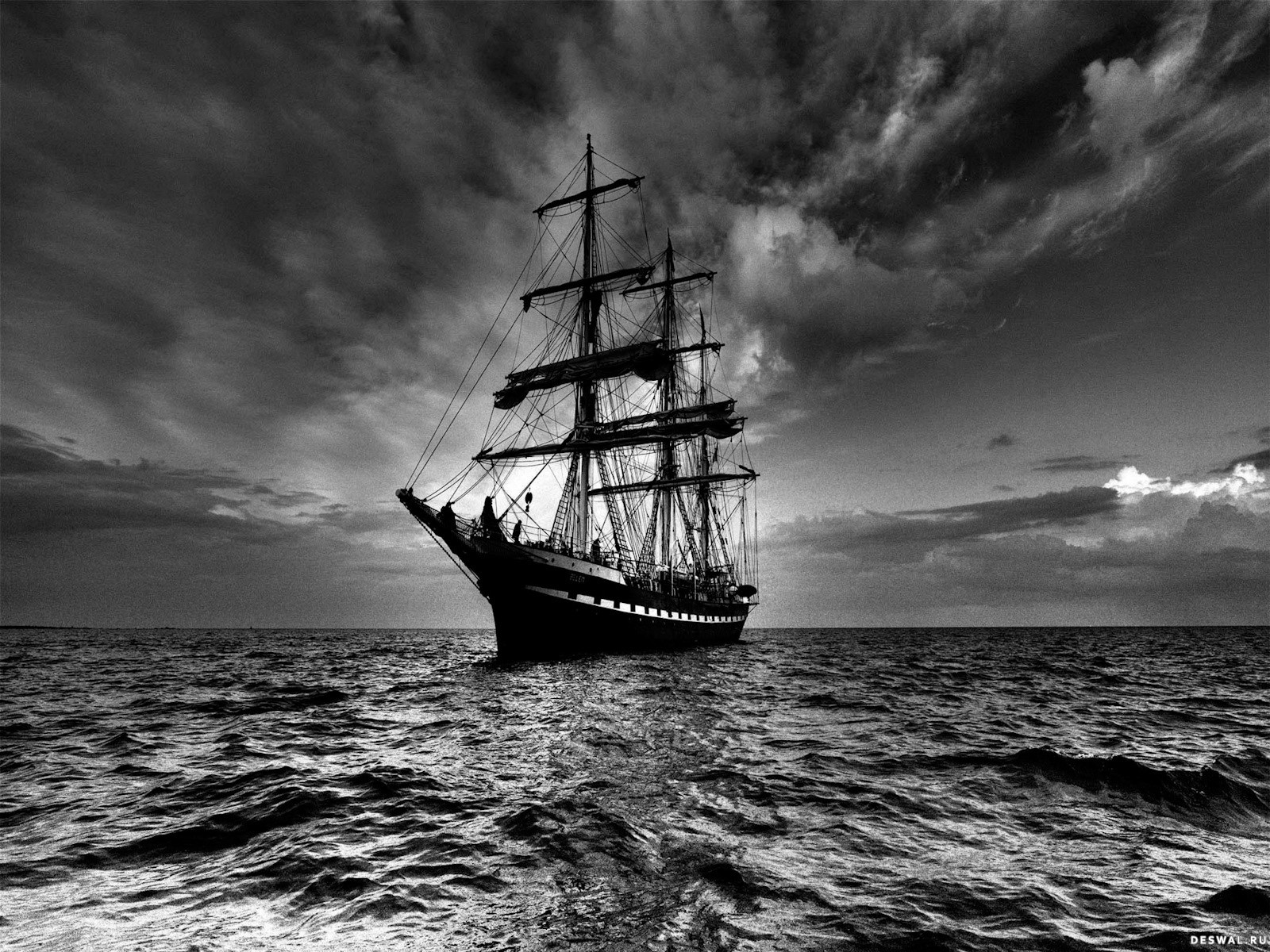 Обои Корабли. Разное foto 15