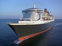 RMS Queen Mary 2 — океанский лайнер