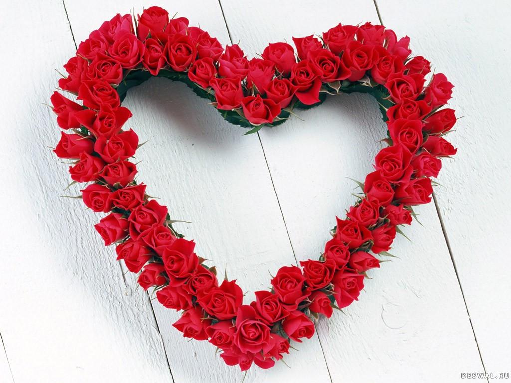 Фото 31. Нажмите на картинку с романтическими обоями - любовь, чтобы просмотреть ее в реальном размере