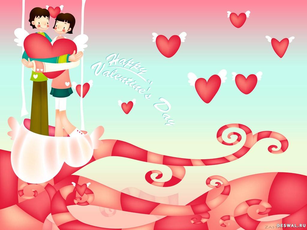 Фото 42. Нажмите на картинку с романтическими обоями - любовь, чтобы просмотреть ее в реальном размере