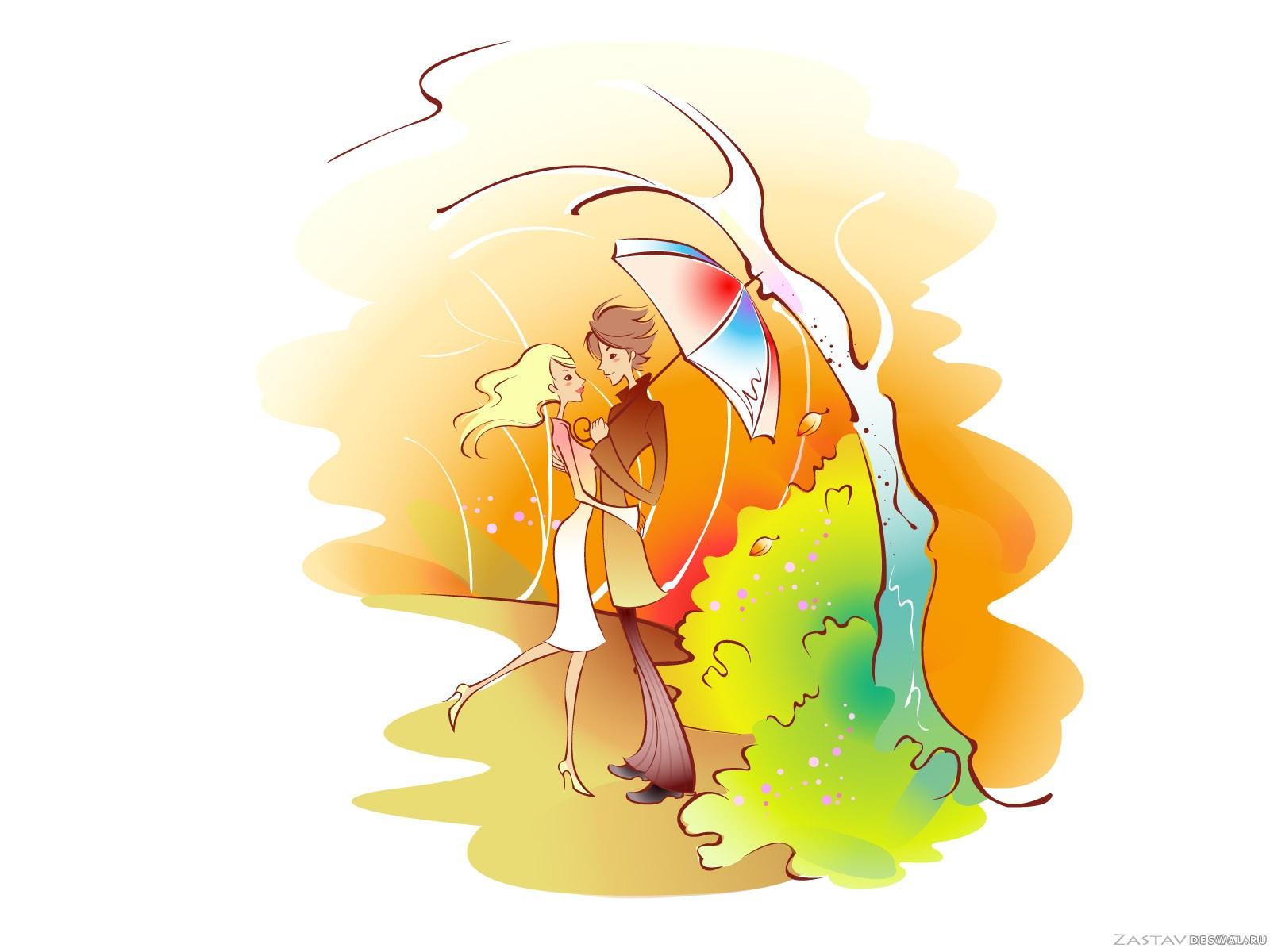 Фото 5. Нажмите на картинку с романтическими обоями - любовь, чтобы просмотреть ее в реальном размере