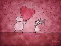 Фото 11. Обои для рабочего стола: романтические обои и картинки